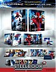The Amazing Spider-Man 2 (2014) 4K - WeET Exclusive Collection No. 07 Lenticular Fullslip Steelbook (4K UHD + Bluray 3D + Blu-ray) (KR Import)