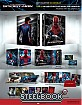 The Amazing Spider-Man (2012) 4K - WeET Exclusive Collection No. 06 Lenticular Steelbook (4K UHD + Bluray 3D + Blu-ray + Bonus Blu-ray) (KR Import)