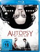 The Autopsy of Jane Doe (2016) Blu-ray