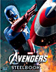 The Avengers 3D - Novamedia Exclusive Limited Full Slip Type B Edition Steelbook (Region A - KR Import ohne dt. Ton)
