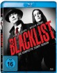The Blacklist - Die komplette siebte Staffel