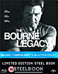The Bourne Legacy - Limited Edition Steelbook (Blu-ray + Digital Copy + UV Copy) (UK Import ohne dt. Ton)