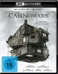 The Cabin In The Woods 4K (4K UHD + Blu-ray) Blu-ray