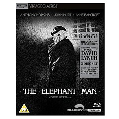 The Elephant Man (1980) 4K - Vintage Classics (Collector's Edition) (4K UHD + Blu-ray …