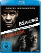 The Equalizer 1&2 (2-Movie Collection) Blu-ray