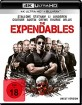The Expendables (2010) 4K (4K UHD + Blu-ray)