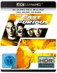 The Fast and the Furious 4K ( Blu-ray)
