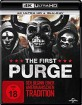 The First Purge 4K (4K UHD + Blu-ray)