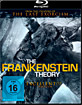The Frankenstein Theory Blu-ray