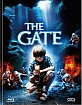 The Gate (1987) - Limited Mediabook Edition (Cover D) (Blu-ray + DVD) (AT Import) Blu-ray