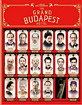 The Grand Budapest Hotel - KimchiDVD Exclusive Limited Lenticular Slip Edition Steelbook (KR Import mit dt. Ton)