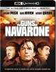 The Guns of Navarone 4K (4K UHD + Blu-ray + Digital Copy) (US Import) Blu-ray