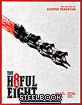 The Hateful Eight - KimchiDVD Exclusive Limited Blu Collection Full Slip Edition Steelbook (KR Import ohne dt. Ton)