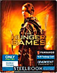The Hunger Games - Best Buy Exclusive Steelbook (Blu-ray + UV Copy) (Region A - US Import ohne dt. Ton)