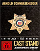 The Last Stand (2013) - Uncut (Limited Mediabook Edition) (Blu-ray + DVD + UV Copy) Blu-ray