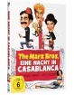 The Marx Brothers - Eine Nacht in Casablanca (Limited Mediabook Edition) Blu-ray