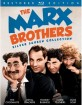 The Marx Brothers - Silver Screen Collection (Restored Edition) (US Import ohne dt. Ton) Blu-ray