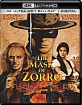 The Mask of Zorro 4K (4K UHD + Blu-ray + Digital Copy) (US Import)