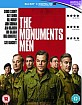 The Monuments Men (Blu-ray + UV Copy) (UK Import ohne dt. Ton)