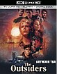 The Outsiders 4K - Theatrical and The Complete Novel Edition (4K UHD + Blu-ray + Digital Copy) (US Import ohne dt. Ton) Blu-ray