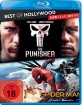 The Punisher (2004) + Spider-Man: Homecoming (Best of Hollywood Collection) Blu-ray