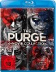 The Purge (4-Movie Collection) Blu-ray