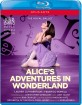 The Royal Ballet - Alice In Wonderland Blu-ray