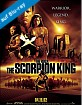 The Scorpion King 4K (Limited Mediabook Edition) (Cover A) (4K UHD + Blu-ray) Blu-ray