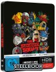 The Suicide Squad (2021) 4K (Limited Steelbook Edition) (4K UHD + Blu-ray) Blu-ray