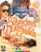 The Suspicious Death of a Minor (1975) (Blu-ray + DVD) (Region A - US Import ohne dt. Ton) Blu-ray
