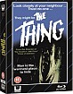The Thing (1982) - HMV Exclusive Limited Edition VHS Retro Packaging (Blu-ray + DVD) (UK Import) Blu-ray