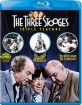 The Three Stooges Collection - Volume Two - Triple Feature (Region A - US Import ohne dt. Ton) Blu-ray