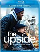 The Upside (2017) (Blu-ray + DVD + Digital Copy) (US Import ohne dt. Ton)