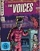 The Voices (2014) (Unglaublich Phantastische Filme) (Limited Mediabook Edition) (AT Import) Blu-ray