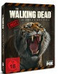 "The Walking Dead - Die komplette achte Staffel (Limited Weapon Steelbook ""Shiva"") Blu-ray"