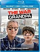 The War with Grandpa (2020) (Blu-ray + DVD + Digital Copy) (US Import ohne dt. Ton)