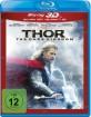 Thor: The Dark Kingdom 3D (Blu-ray 3D + Blu-ray) (CH Import) Blu-ray