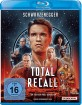 Total Recall - Die totale Erinnerung (Remastered) Blu-ray