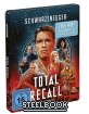 Total Recall - Die totale Erinnerung (Remastered) (Limited Steelbook Edition) (Blu-ray + Bonus Blu-ray) Blu-ray