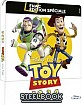 Toy Story (1-4) Collection - FNAC Exclusive Steelbook (FR Import ohne dt. Ton)