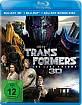 Transformers: The Last Knight 3D (Blu-ray 3D + Blu-ray + Bonus Blu-ray) Blu-ray