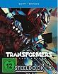 Transformers: The Last Knight (Limited Steelbook Edition) (Blu-ray + Bonus Blu-ray)