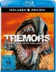 Tremors - The Complete Collection (6-Filme Set) Blu-ray