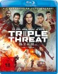 Triple Threat (2019) Blu-ray