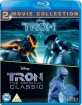 Tron: Legacy & Tron - The Original Classic - 2 Movie Collection (Neuauflage) (UK Import) Blu-ray