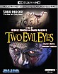 Two Evil Eyes 4K (4K UHD + Bonus Blu-ray) (US Import ohne dt. Ton)