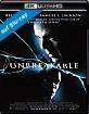 Unbreakable - Unzerbrechlich 4K (4K UHD + Blu-ray) (CH Import)