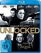 Unlocked (2017) Blu-ray