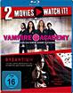 Vampire Academy + Byzantium (Doppelset) Blu-ray