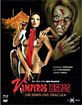 Vampyros Lesbos - Die Erbin des Dracula (Class-X-Illusions #5) (Limited Mediabook Edition) (AT Import) Blu-ray